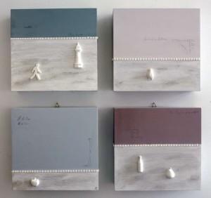 Porzioni Concrete 80 x80 x13 Aldo Righetti
